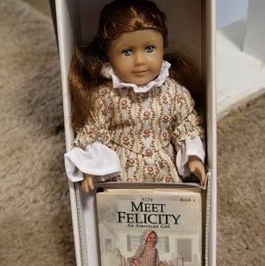 Felicity American Girl Mini Doll
